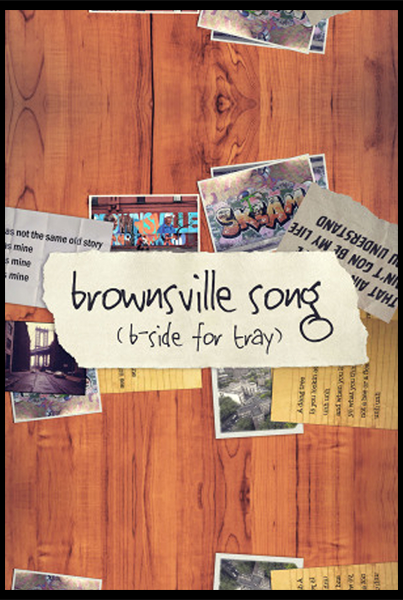 Brownsville Song B Side For Tray